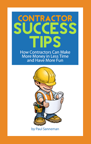 Contractor Success Tips